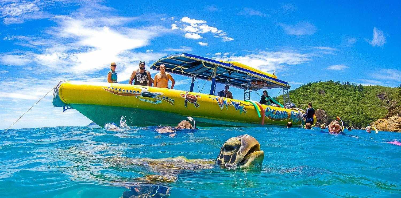 Ocean Rafting was the winner of the 2017 Australian Tourism Awards.
