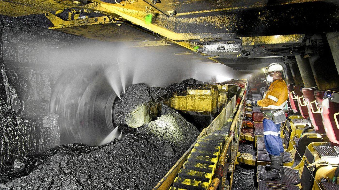 North Goonyella Mine.