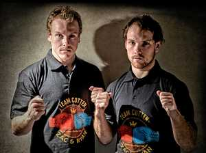CHASING DREAMS: Brothers make giant leap in the ring