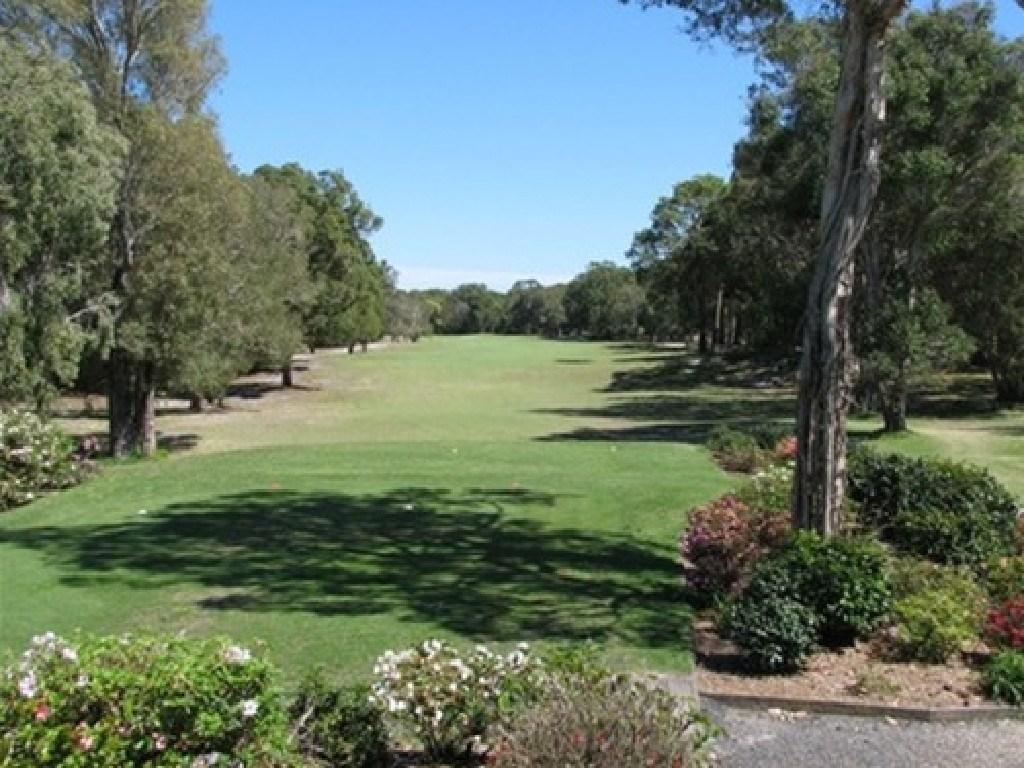 The Bribie Island Golf Club. Picture: Supplied