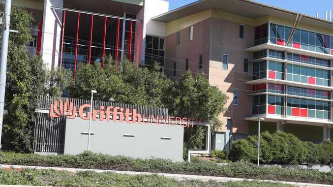 Universities including Griffith stand to lose hundreds of millions if a new policy goes ahead. Photo by Richard Gosling
