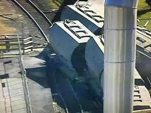 Several injured in Tassie train crash