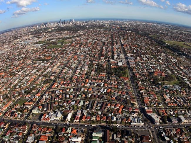 Melbourne is growing so rapidly that politicians are posturing about how to cope.