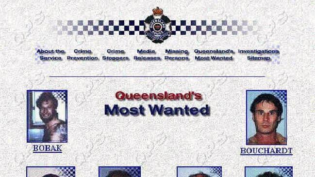 Qld's most wanted — John Victor Bobak headshot