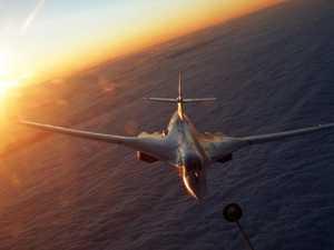 Russian bombers spook NATO