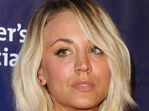 Cuoco: Cast 'hysterical' at show ending