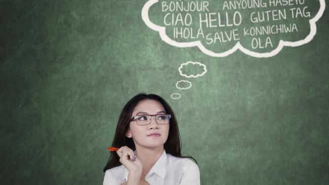 Multilingualism can give you an edge in the job market. Picture: iStock