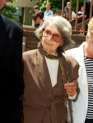 Joy Ellen Thomas taken on 14 December 1999.
