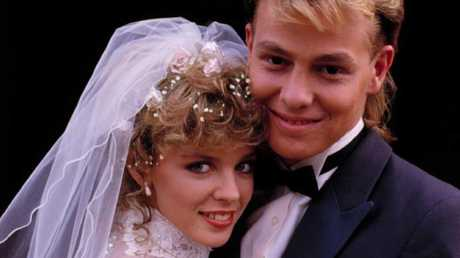 Scott and Charlene's wedding is an iconic Australian television moment.