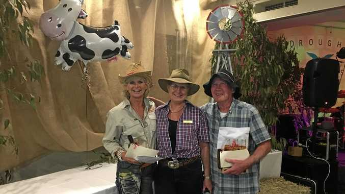 Cooroy RSL raises $5000 for drought