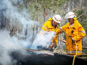 Firefighter: Woolooga the 'worst conditions I have seen'