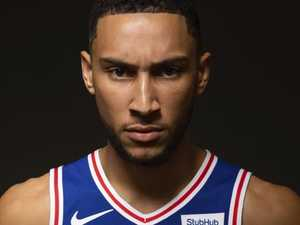 Simmons makes pre-season confession at team's media day