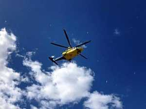Skydiving accident near Gympie