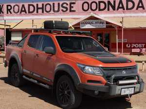 Holden Colorado Xtreme survives Outback torture test