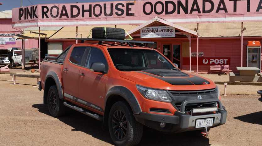 The Holden Colorado Z71 Xtreme can tackle some of the toughest terrain in the country.
