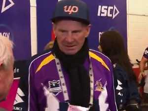 Ch. 9 NRL stars rip AFL Footy Show host