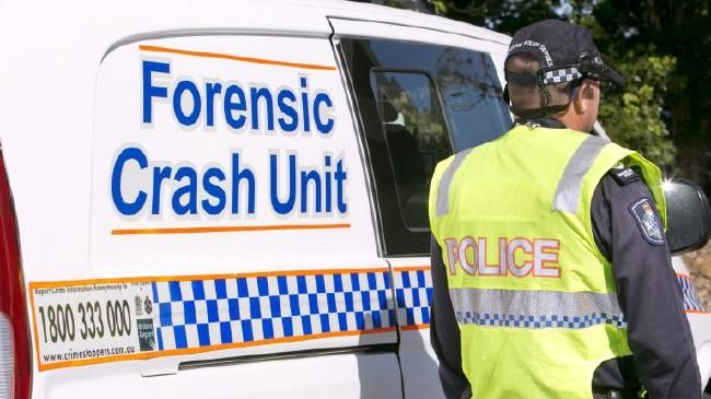 The Forensic Crash Unit is investigating a two-vehicle crash in Caboolture yesterday afternoon which killed a woman.