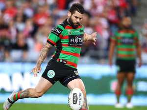 'We've got options': Rabbitohs ready for field goal shootout