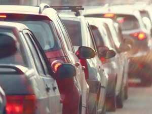 Holiday traffic already causing headaches