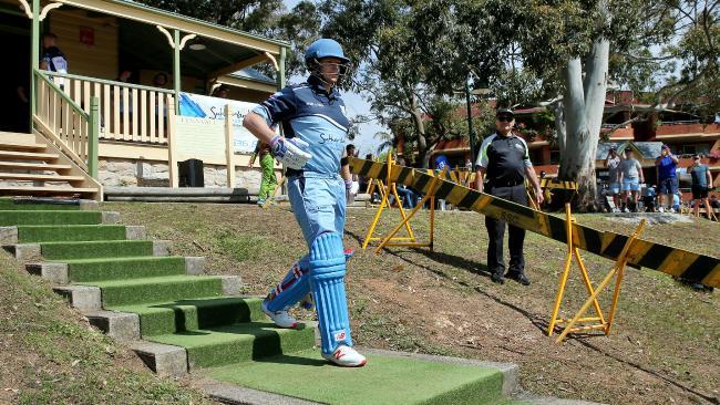 Smith makes 85 off 92 balls in return to Australian cricket