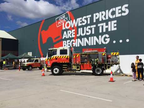 Bunnings is known for supporting community efforts (in this case the RFS Get Ready Weekend at Penrith) but the real drawcard is low prices, something Chemist Warehouse has learned from.