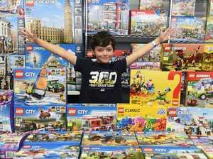 Lego Brick Event
