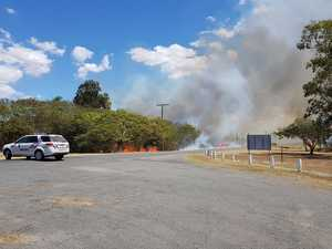 FIRE: Highway reopened with most hazards cleared
