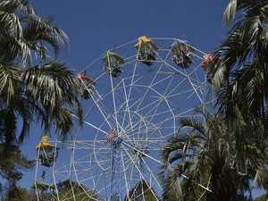 Carnival in the parks