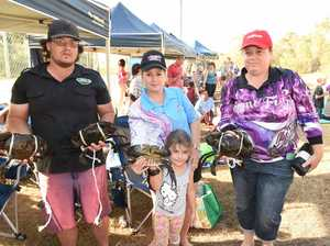 Toogoom Fishing Competition - (L) James Palmer
