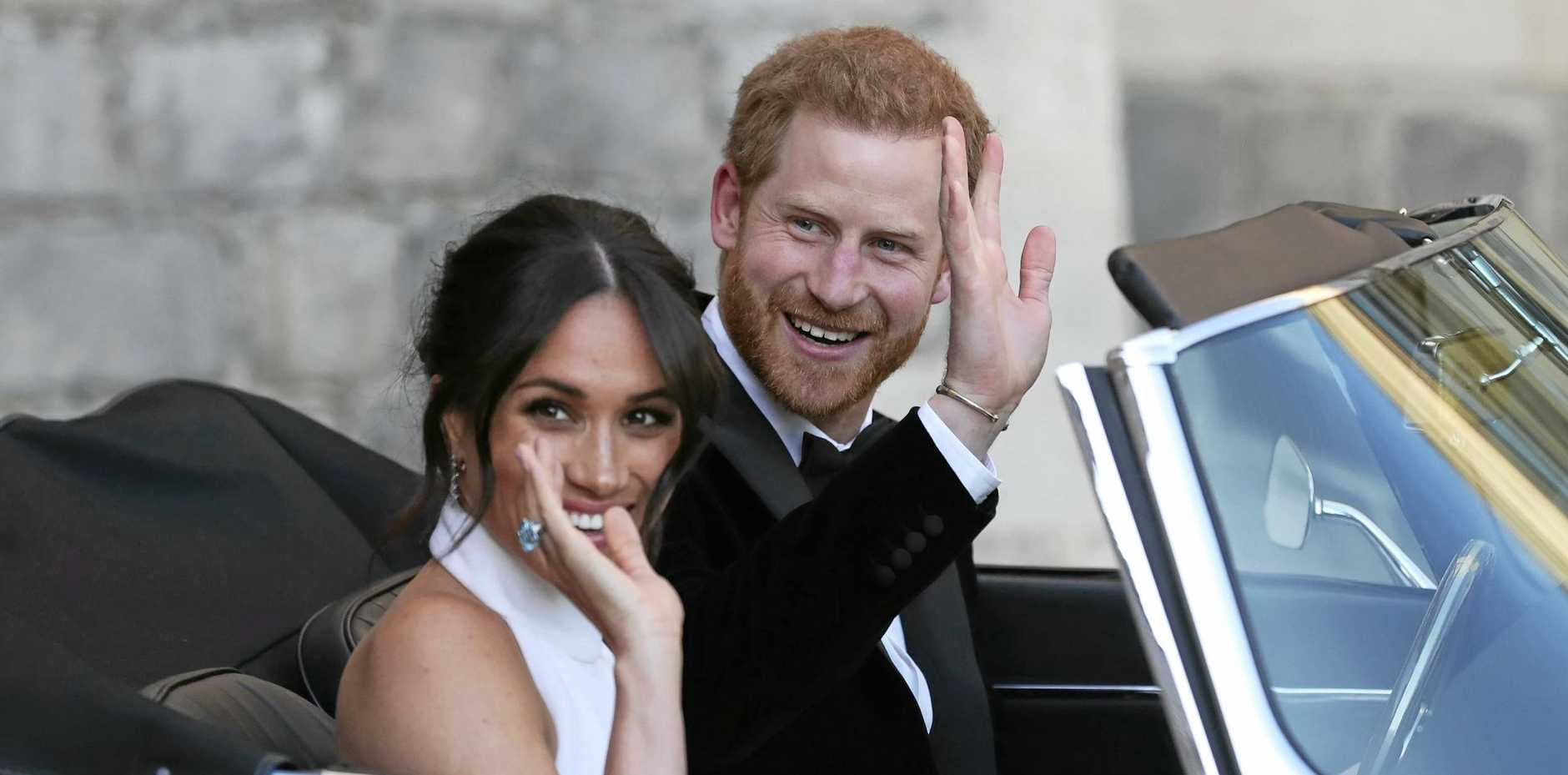 The newly married Duke and Duchess of Sussex, Meghan Markle and Prince Harry will land in Australia later this month