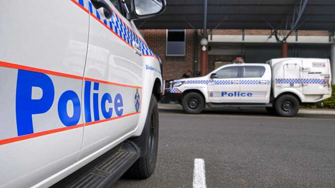 A 25-YEAR-OLD man was charged overnight after a security guard was assaulted in a street brawl.