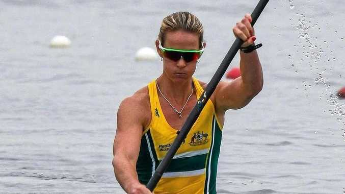 Coast paddler determined to grow stronger on world stage