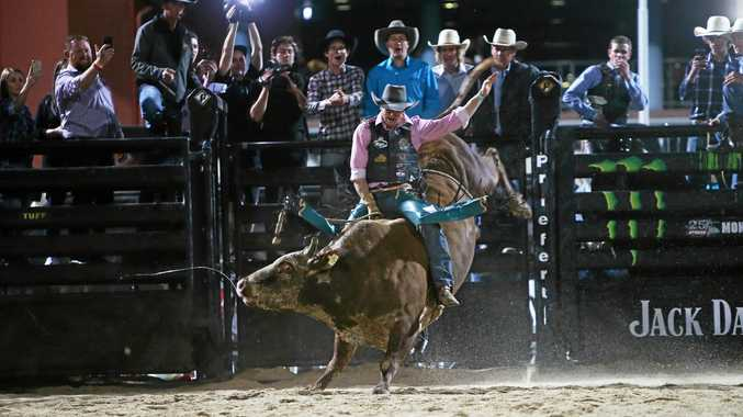 PBR Rocky 2018 showcases CQ's tough bull riding competition