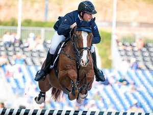 Coast rider helps Australian team get historic result