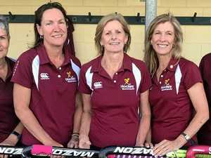 Maryborough's masters to represent Queensland