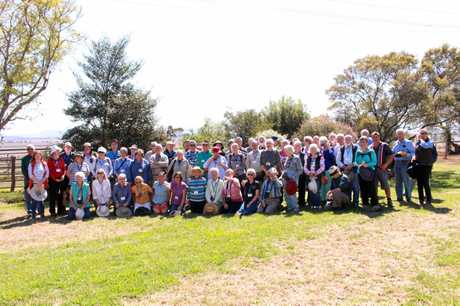 Queensland Native Plants members from around the state came to the biannual conference on the Southern Downs.