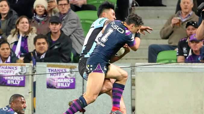 OPINION: This is not what shoulder charge ban is for