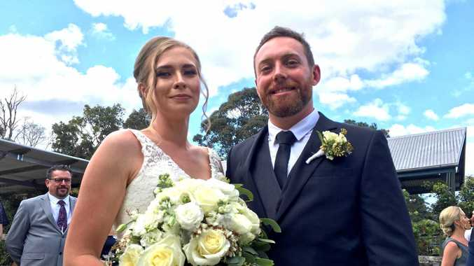 Wedding bells for Morcombes