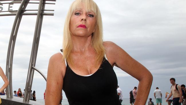 Gold Coast Meter Maids owner Roberta Aitchison.