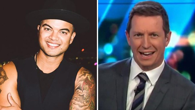 Guy Sebastian and Rove are terrorising suburbs with fancy renovations.