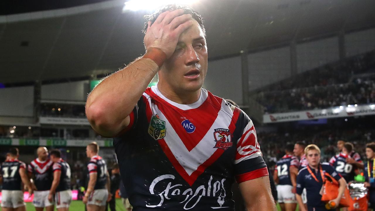 Cooper Cronk is in grave doubt for the grand final.