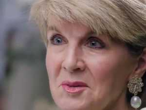 Bishop: The world thought Australia was a joke