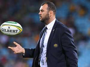 Cheika won't change for the sake of it