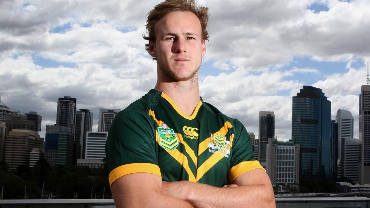 Daly Cherry-Evans hasn't played for the Kangaroos since 2014 but Mal Meninga has backed him to return. Picture: Jono Searle