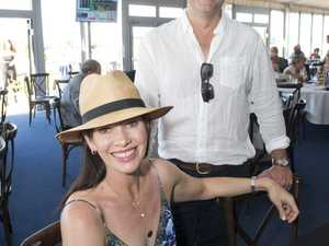Amanda and Simon Thurbin at the Mad Hatter Spring