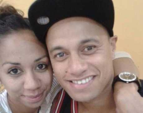 Taken too soon: Engaged couple Rahuia Hohua and Joseph 'Joey' King.
