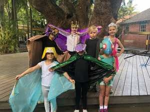 MOVIE NIGHT: The kids from Bangalow Public School