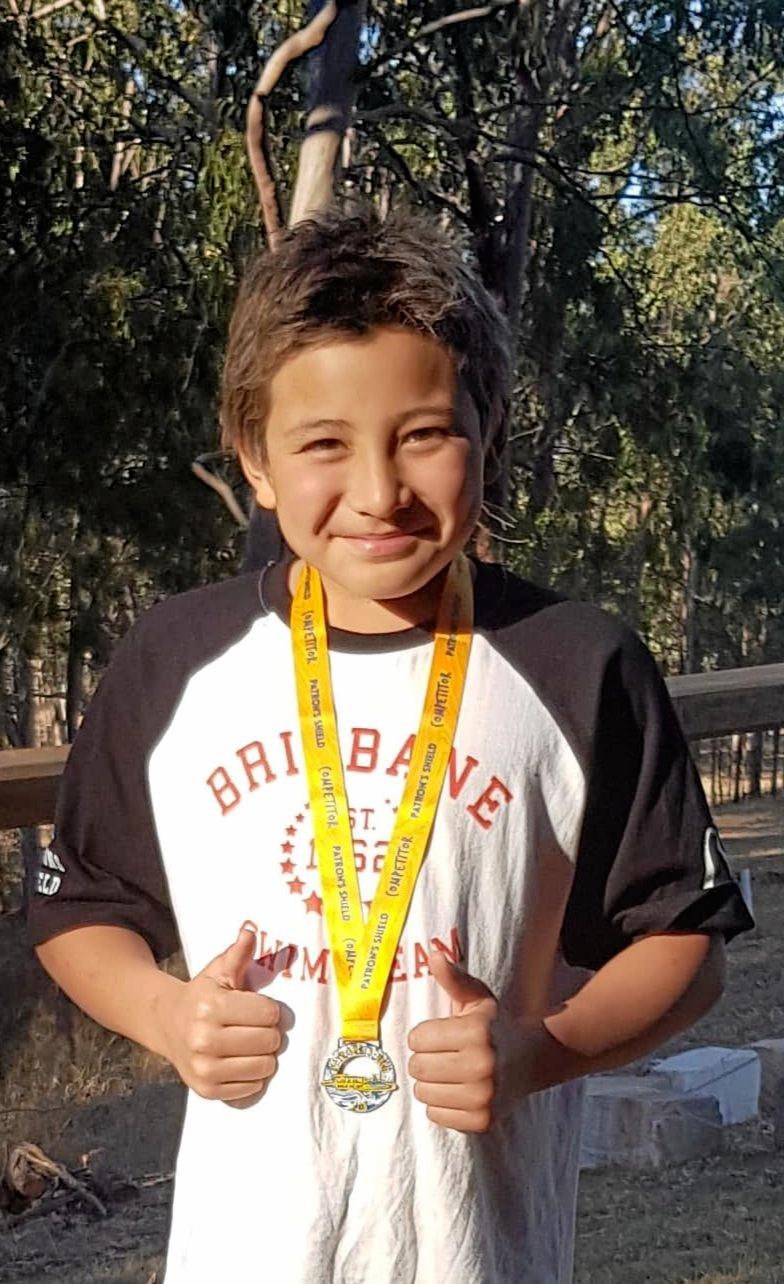 Waterworx Swimming Club member Douglas Weaver was among the latest group to achieve success at major junior competitions.