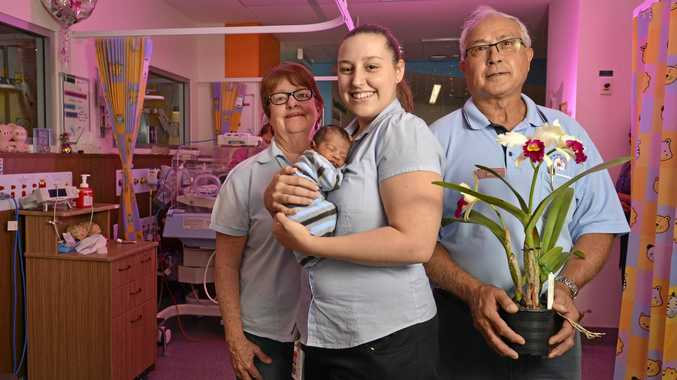 Spectaular donation to be given to Special Care Nursery