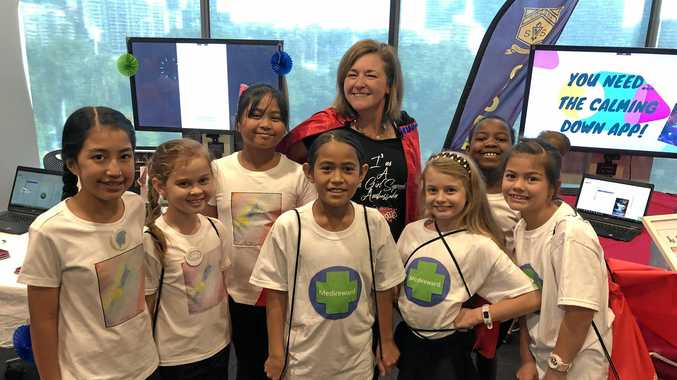 Goodna entrepreneurs impress at Next Tech Girl Expo